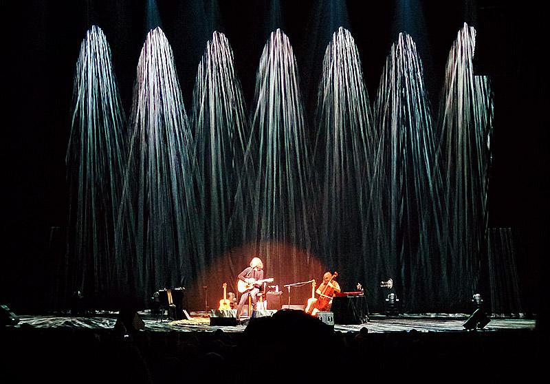 Chris Cornell á tónleikum