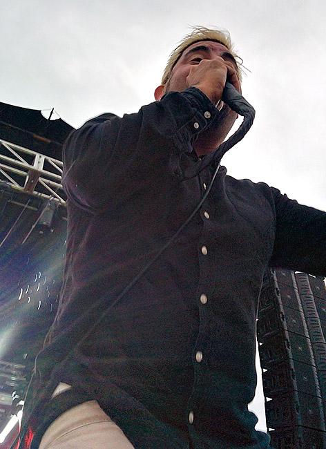 Chino Moreno, söngvari of Deftones